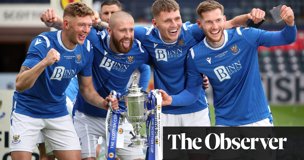 St Johnstone complete dream double after beating Hibs to win Scottish Cup