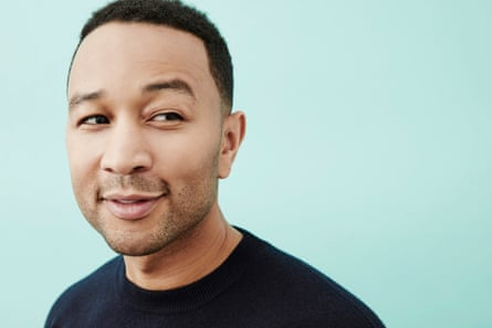 John Legend: 'It doesn't feel like it's foreign to me to express how I feel politically.'