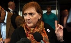 Emma Dent Coad, Labour MP for Kensington.
