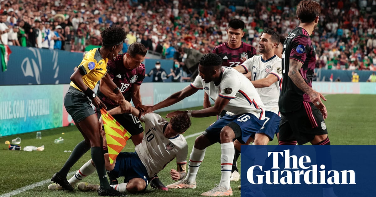 The beautiful chaos of the USA-Mexico rivalry has returned