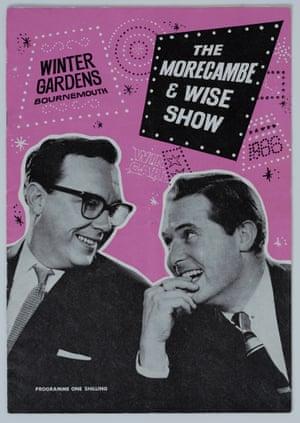A 1966 playbill
