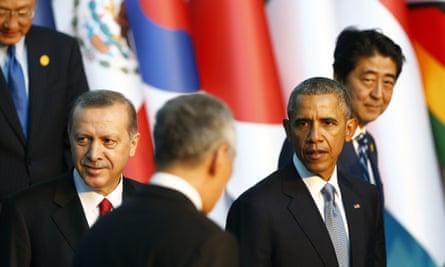 Obama G20