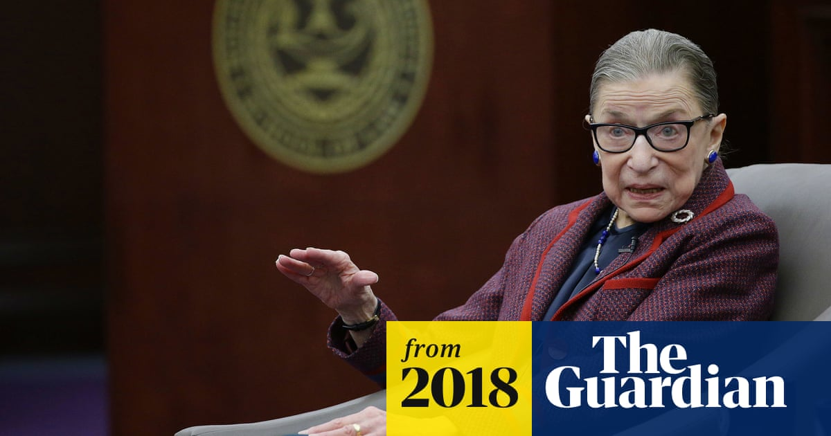 RBG to MP3: Ruth Bader Ginsburg inspires classical music album | US