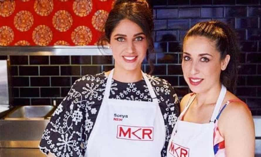 Sonya and Hadil from My Kitchen Rules