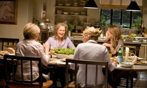 Meryl Streep in Nancy Meyers's 2009 film It's Complicated.