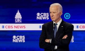 The consensus seems to be that Joe Biden enjoyed a good night at the debate