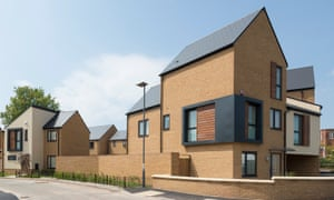 Newtown housing development in Birmingham.