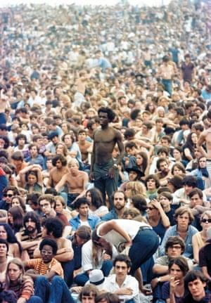 Getty, Woodstock, Aug 1969