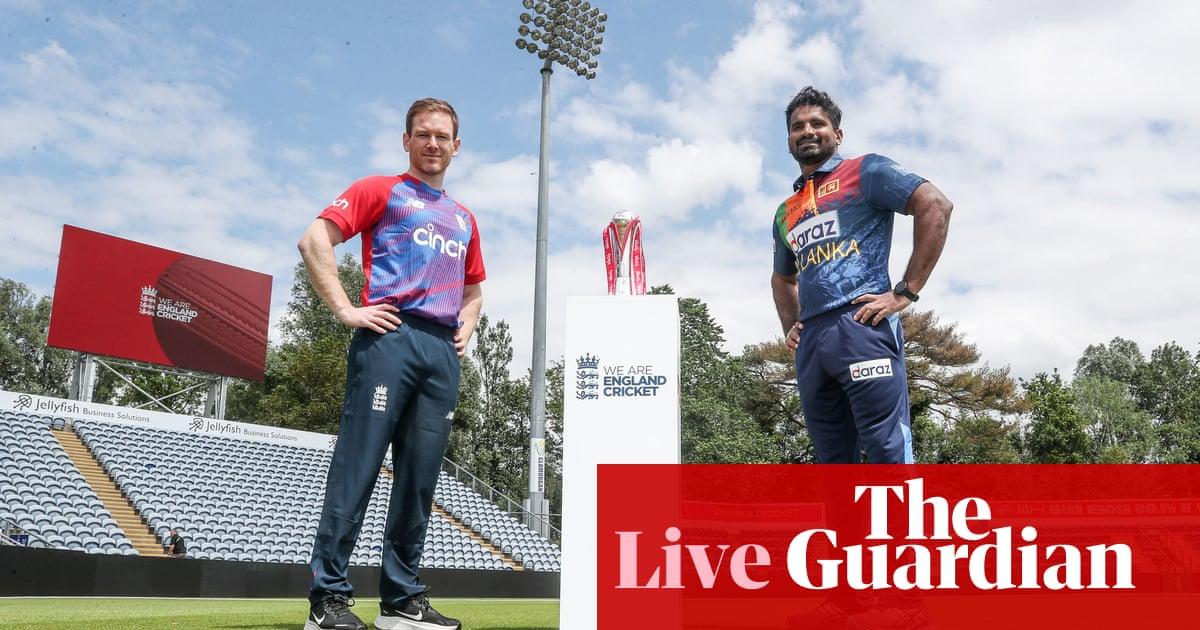 England v Sri Lanka: first T20 international – live!