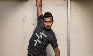 Nazeem Hussain will perform his newest show, Hussain in the Membrane across Australia in 2016.