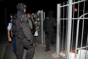 Police visit Kilbirnie mosque in Wellington to reassure staff