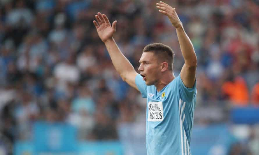 Chemnitzer FC said of Daniel Frahn: 'He could not and would not live up to the responsibility of the player and team captain of a football club.'