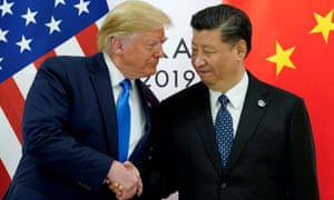 Is the 'BIG DEAL' just days away? US president Donald Trump and China's president Xi Jinping