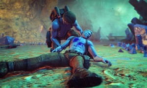 Rogue Trooper Redux: back from the dead.