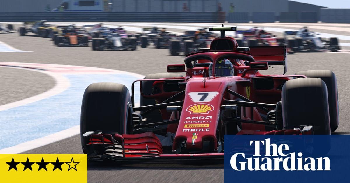 f1 2018 headline edition review