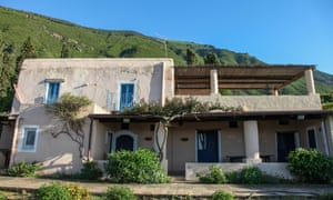 Casa del Vigneto, Salina, Sicily from Sawday's Italy collection