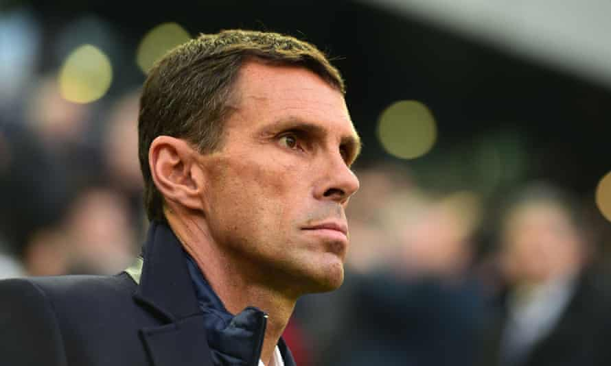 Gus Poyet accused Bordeaux of 'trying to kill me from behind to make me leave'.