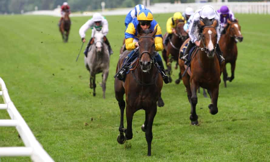 Wonderful Tonight and William Buick triumph in the Hardwicke Stakes at Royal Ascot.