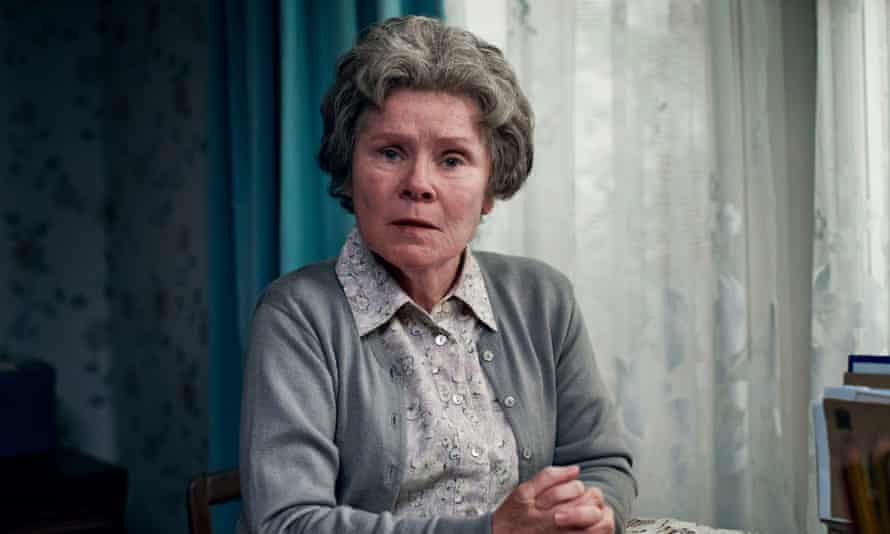 Imelda Staunton in A Lady of Letters – the first in a revival of Alan Bennett's Talking Heads.