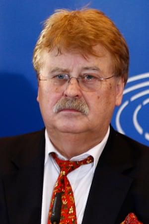 Elmar Brok.