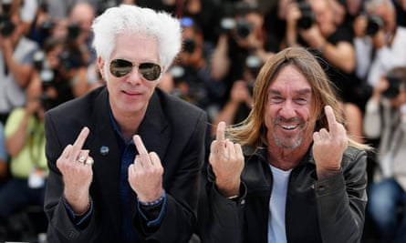Ready to offend... Jarmusch and Iggy Pop