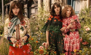Hari Nef (center) will grace the cover of the September issue of the resorted Interview magazine.