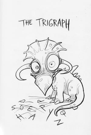 The trigraph