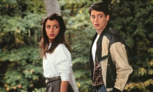 Mia Sara and Matthew Broderick in Ferris Bueller's Day Off. Since the film was made in 1986, the number of people living in deep poverty has more than doubled in Lake County, Chicago.