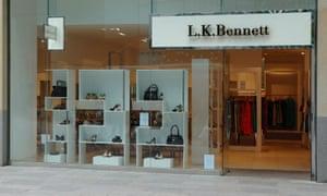 LK Bennett shop