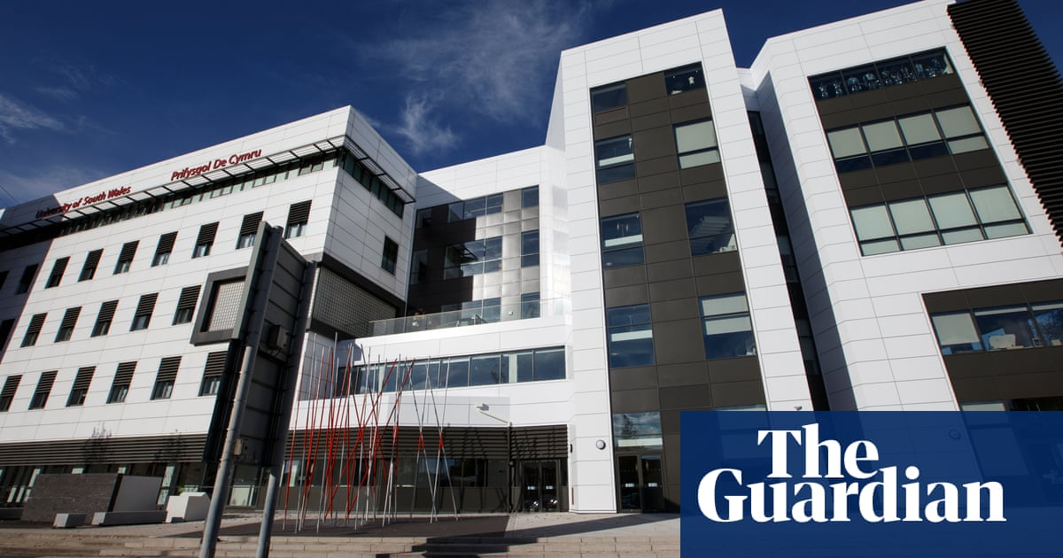 University Guide 2019 Of South Wales