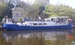 Pépé Guinguette, Nantes