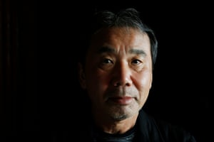 Haruki Murakami rises at 4am to write for five or six hours before a six-mile run and a swim.