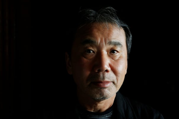 Haruki Murakami: 'You have to go through the darkness before you get