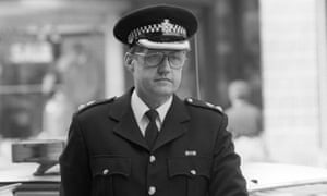 David Duckenfield, pictured nine days after the disaster.