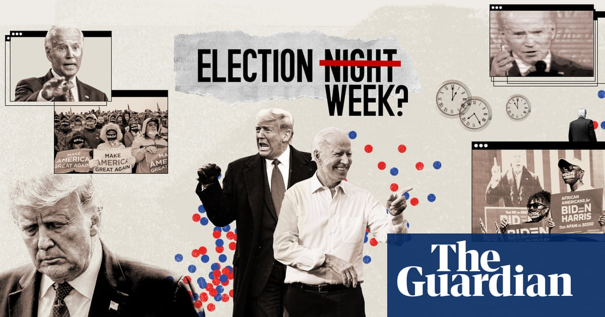 What time US election results are expected – and what to watch for: guide to the night – The Guardian