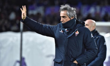 Paulo Sousa silences hunchback taunts by putting Juventus in a straightjacket
