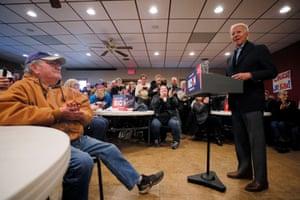 """""""People like him. We know Joe Biden,"""" said Tom Vilsack, US agriculture secretary."""