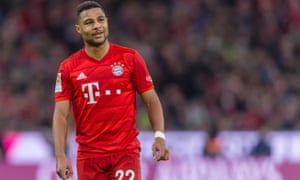 Serge Gnabry has impressed since leaving the Premier League for the Bundesliga.
