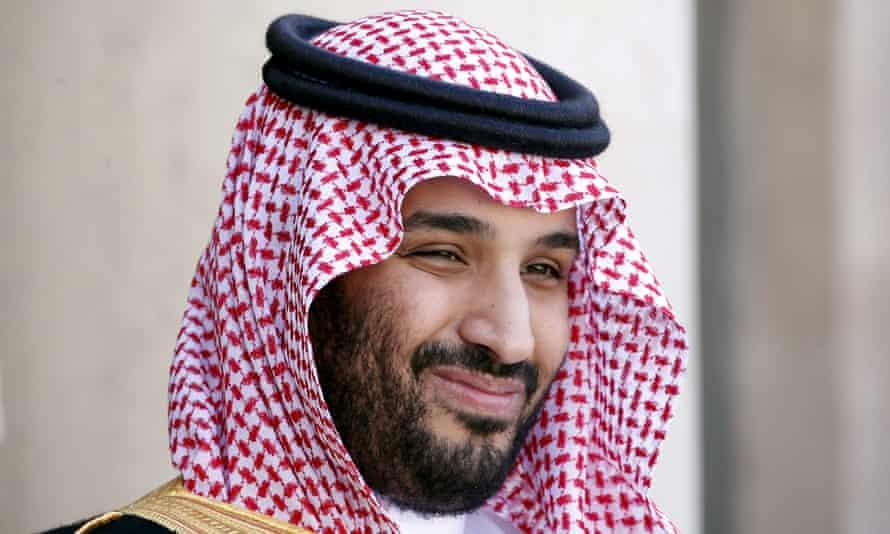 Saudi Arabia's Deputy Crown Prince, Mohammed bin Salman.