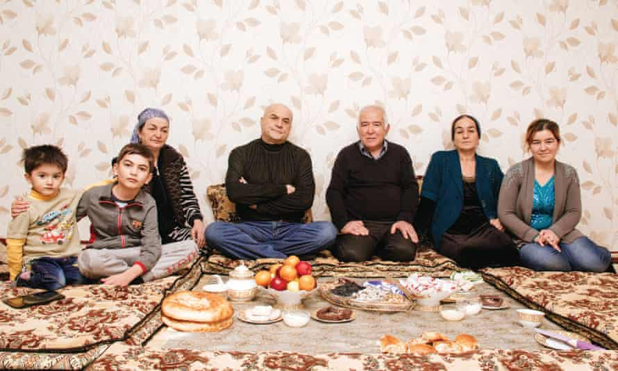 Alongside his wife, Nematov has been running a guesthouse for 22 years.