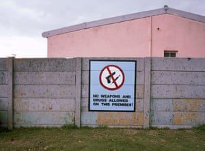 Dr Van Der Ross primary school is situated in one of the Western Cape's most dangerous areas. The area sees high levels of gang violence and drug use statistics are high.