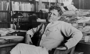 'A short and restless life…' Jack London