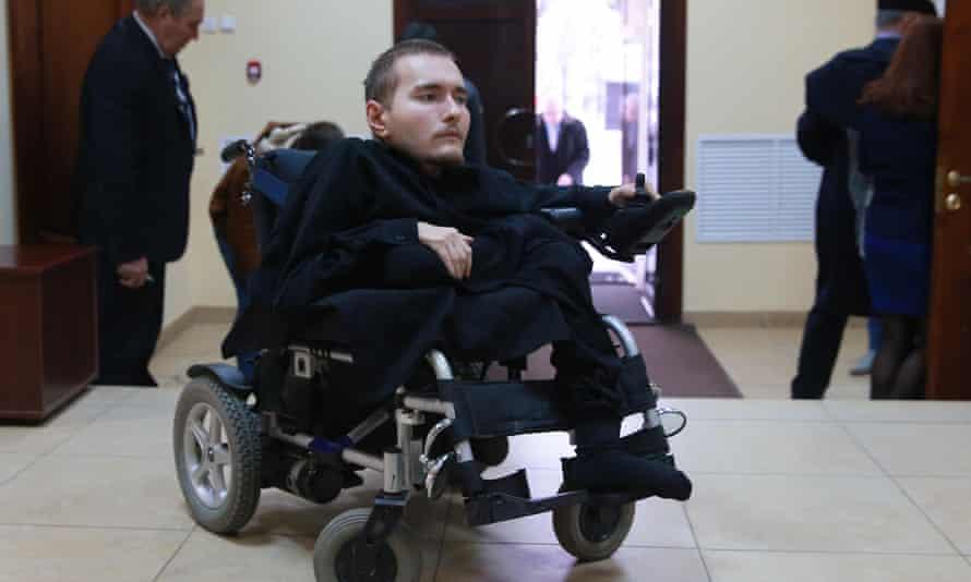 Valery Spiridonov: head transplant volunteer