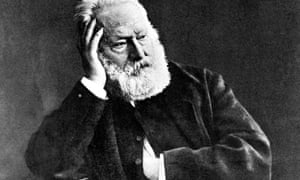 A good place to start: French novelist Victor Hugo.