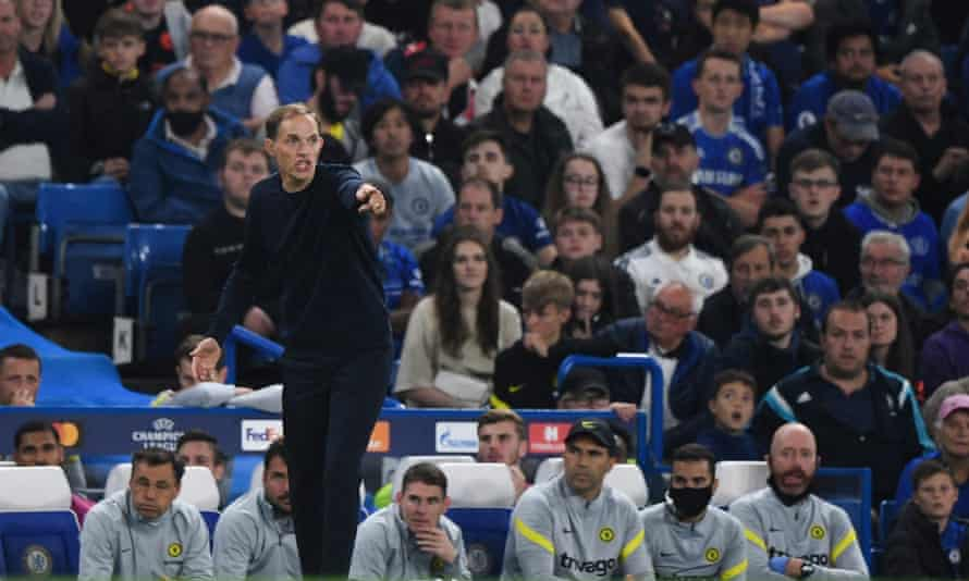 Thomas Tuchel told his players to 'slow it down' and their dominance eventually paid off with Romelu Lukaku's second-half goal.
