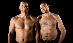 Tyson Fury has appeared increasingly fickle and restless in the buildup to his world title rematch with Wladimir Klitschko.