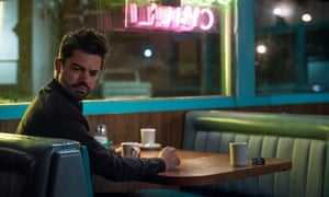 Dominic Cooper as Jesse Custer - Preacher _ Season 1, Episode 5 - Photo Credit: Lewis Jacobs/Sony Pictures Television/AMC