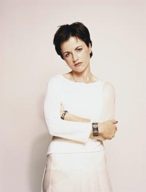 Dolores O'Riordan, circa 2001.