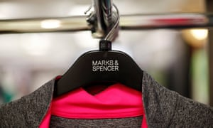 M&S clothing and homewares sales fell by 5.9% in the first quarter.