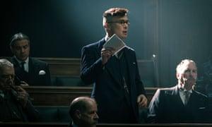 Cillian Murphy as Thomas Shelby in series 5 of Peaky Blinders.